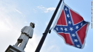 Confederate Flag flies at National Park site in Charleston, SC